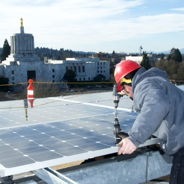 Solar jobs now outnumber oil jobs in the U.S.
